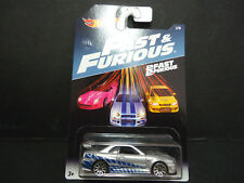 Hot Wheels Nissan Skyline R34 Fast and Furious DWF68-999A 1/64