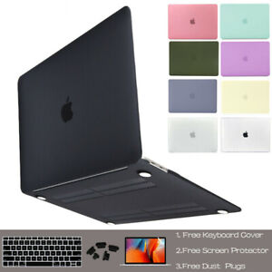 """Rubberized Case Keyboard Cover For Apple Macbook Air 13 11"""" Pro Retina 13 15 16"""""""