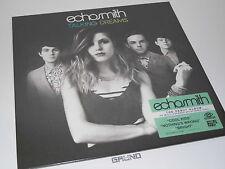 LP: Echosmith - Talking Dreams, Debut Album, Multi-Colored Vinyl, NEU (A7/6)
