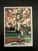 1975 Topps Football Card #310 - Roman Gabriel - Philadelphia Eagles
