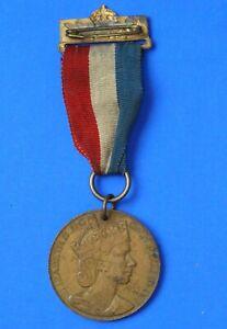 1953 Elizabeth II Coronation medal *[20286]