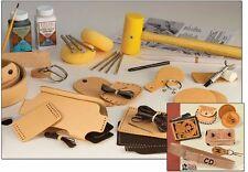 Deluxe Leathercraft Set (55502-00) White Bear Leather