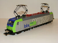 "NEW! Märklin 36852 - HO Scale DIGITAL Re 485, BLS CARGO ""Connecting Europe"""