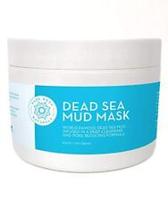Dead Sea Mud Mask Face and Body, Purifying Face Mask Acne, Blackheads Oily Skin