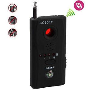 Signal Störsender CC308+Wireless RF GPS Detektor Versteckter Kamera Finder