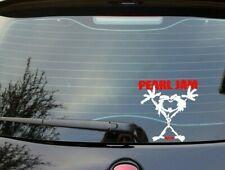 Pearl Jam Alive Car/Truck Decal Sticker