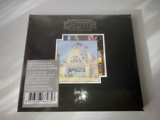 LED ZEPPELIN - THE SONG REMAINS THE SAME 2 CD REMASTERED NEW AND SEALED TEXTURED