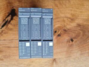 Siemens Simatic 3 x  6ES7 136-6BA00-0CA0 F-DI 8x24VDC