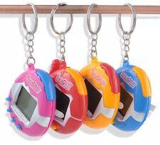 "Tamagotchi Virtual Pet Game Keychain Playable Random Color 49 Pet 2.5"" US Seller"