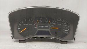 2006-2006 Gmc Canyon Speedometer Instrument Cluster Gauges 1346864 86324