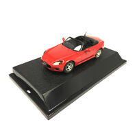 1:43 Scale Honda S2000 Cabriolet Model Car Diecast Gift Toy Vehicle Kids Red