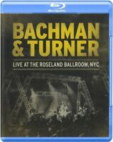 Bachman and Turner: Live at the Roseland (2011, Blu-ray NEUF) (RÉGION A)
