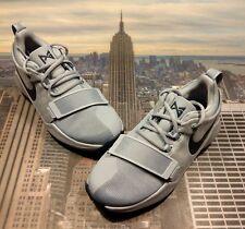 Nike Pg 1 Paul George 1 Glacier Grey/Navy Gs Grade School Size 4Y 880304 044 New