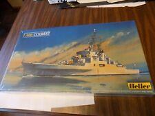 Heller 1.400 COLBERT Model Kit  new sealed