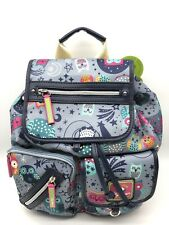 Lily Bloom Night Owl Riley Backpack Women's Bag Karma Bloom Recycled