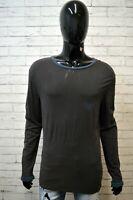 Maglia Uomo ARMANI JEANS Taglia L Polo Maglietta Manica Lunga Shirt Man