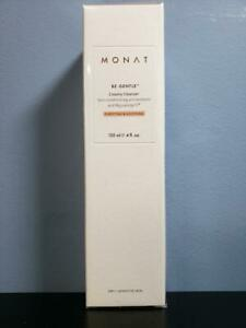 Monat Be Gentle Creamy Cleanser 4 oz - New / Sealed! Purifying & Soothing