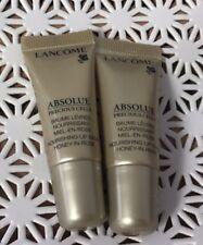 2X Lancome Absolue Precious Cells Nourishing Lip Balm Honey-in-Rose .17oz/5ml