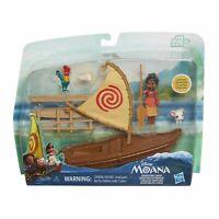 Disney B8303 Moana Adventure Canoe Playset Toy