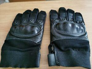 Big& Tall Men's Biker Gloves XXL