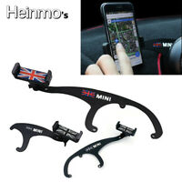 360° Rotation Car Mobile Phone Mount Cradle Holder Stand For Mini Cooper R60 R61