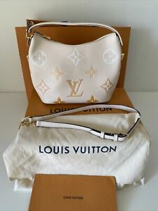 Louis Vuitton Marshmallow Hobo M45698 NEW Sold Out