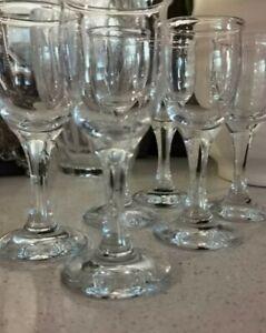 DANİSH HOLMEGAARDE PER LUTGEN DESIGN DESERT WINE GLASSES X 6