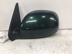 2001-2007 toyota sequoia left driver side view door mirror 6 wire pwr / heated
