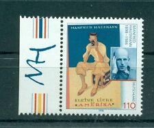 Allemagne -Germany 1998 - Michel n. 2012 - Manfred Hausmann **