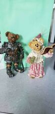 boyds bears figurines lot with original boxes