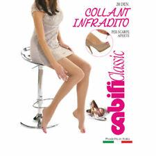 CABIFI Manon 20 Denari Collant Infradito Velato