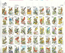 Scott #1953/2002... 20 Cent...State Birds & Flowers... Sheet of 50