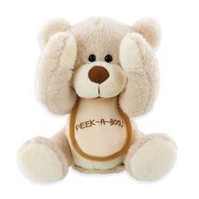 Peek a Boo Bear Sings & Plays Peek a Boo Baby Boo Cuddle Barn w/Batteries NWT
