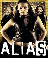 Alias - Season 2: Vol. 1 - Episodes 1-8 (DVD, 2003, 2-Disc Set)