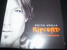 Keith Urban Ripcord (Australia) Tour Edition Bonus Tracks 2 CD - New