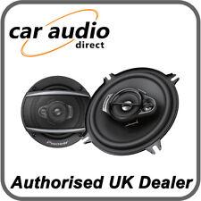 "Pioneer TS-A1370F 5.25"" 13cm 300W Max Power 3 Way Coaxial Car Door Speakers"