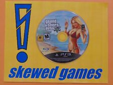 Grand Theft Auto V - GTA 5 - Disc Only - PS3 PlayStation 3 Sony
