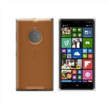 Cover per Nokia Lumia 830, in silicone TPU trasparente