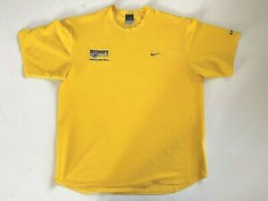 Nike Discovery Channel Pro Cycling Team Textured Athletic T-Shirt Men's XL