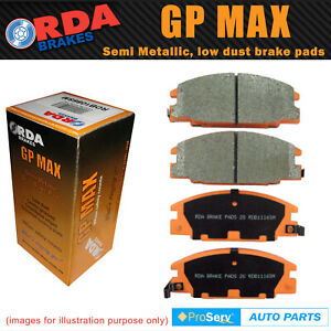 Front Disc Brake Pads for Saab 9000 Turbo 16 1987-1996