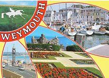 Dorset Postcard - Views of Weymouth   SM194
