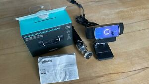 Webcam Logitech C922 Pro - wie neu - mit Stativ