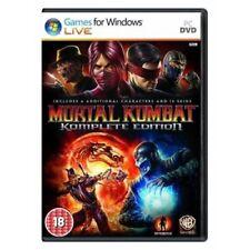 Videojuegos luchas Mortal Kombat
