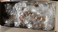 LOT OF TEN (10) JIMMY CARTER UAW 1977 CONVENTION LAPEL PINS OUR 39TH PRESIDENT