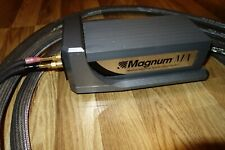MIT Magnum MA 5M Speaker Cable Pair Spade Connectors