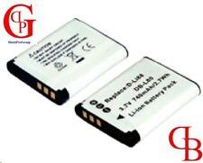 D-LI88 - Batterie  3.7v 740mAh
