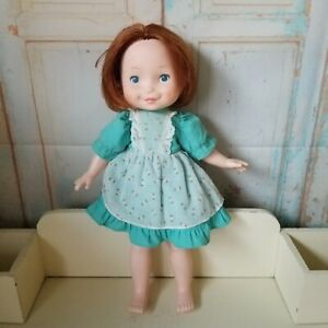 Vintage Fisher Price My Friend Becky Doll Red Hair and Freckles Original Dress