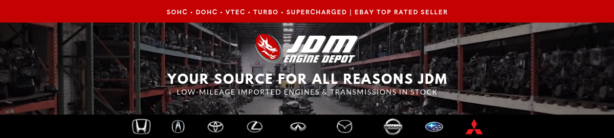 JDM ENGINE DEPOT