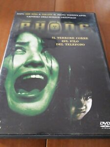 dvd PHONE Horror orientale Eagle Pictures Pon Ahn Byeong-ki Corea sud The Ring