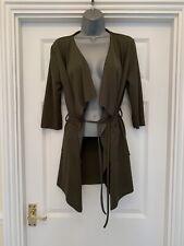 Khaki Green Jacket Size S
